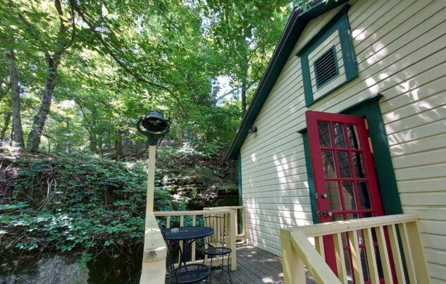 The Peabody Cottage, Peabody House